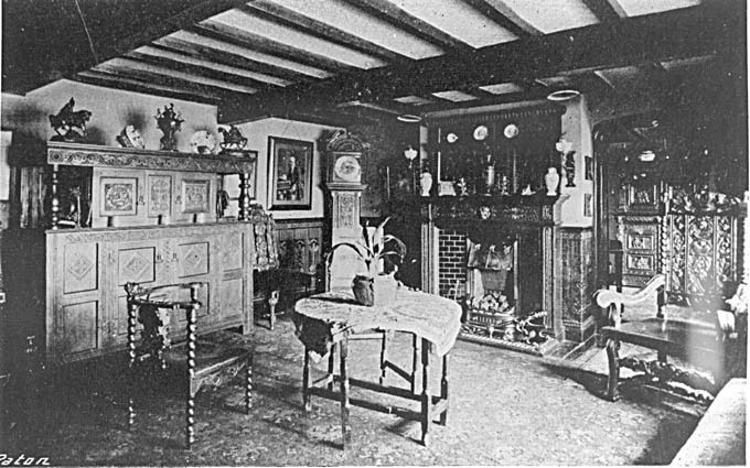 'Schoolhouse interior